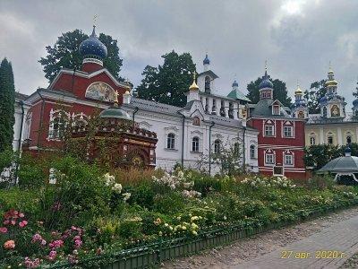 Жемчужина земли Псковской