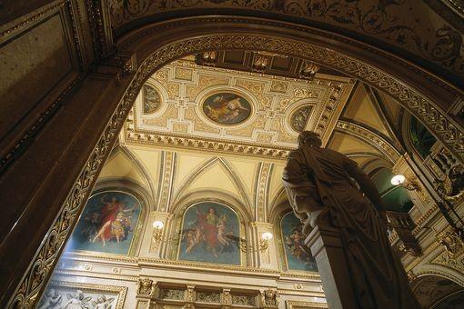Экскурсия в Венскую государственную оперу