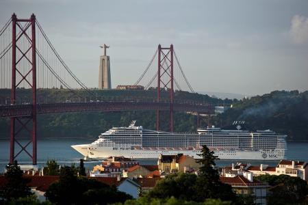 Лиссабон: «Эх, прокачу!»