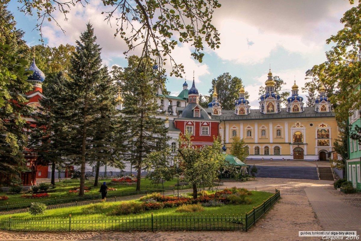 Авторская экскурсия по Изборску и Печорам «Воин и святой»