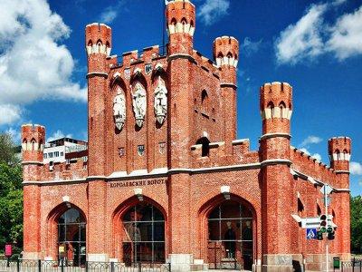 Кёнигсберг — форты и крепости