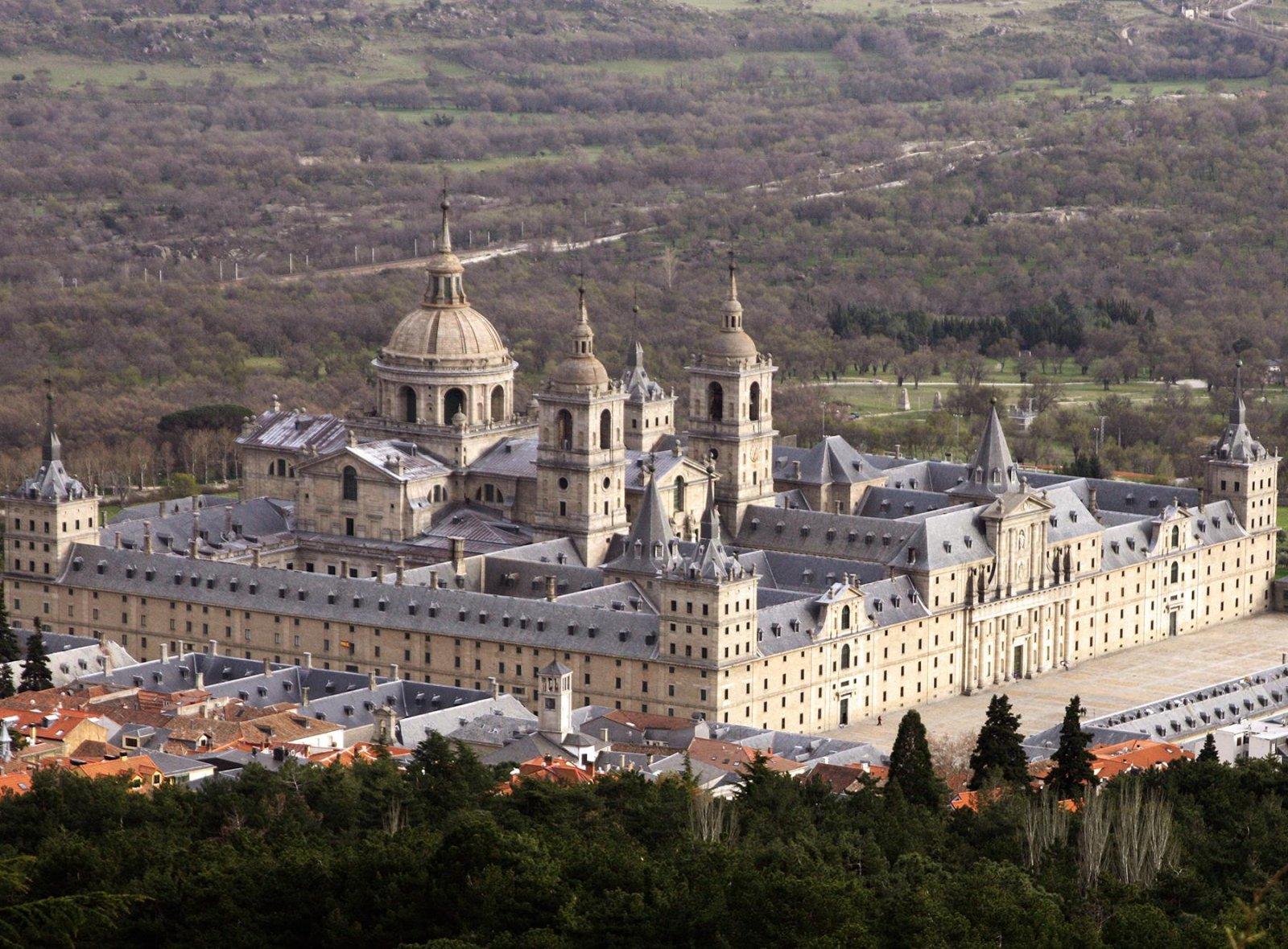 Монастырь Сан-Лоренсо-де-Эль-Эскориаль