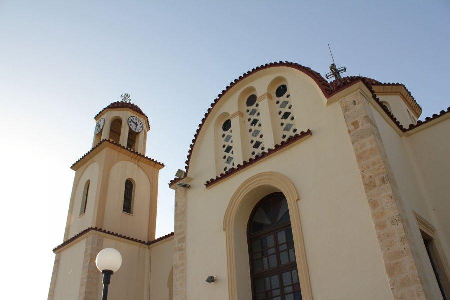 Дорогами православия. Монастыри, церкви и святые места Крита