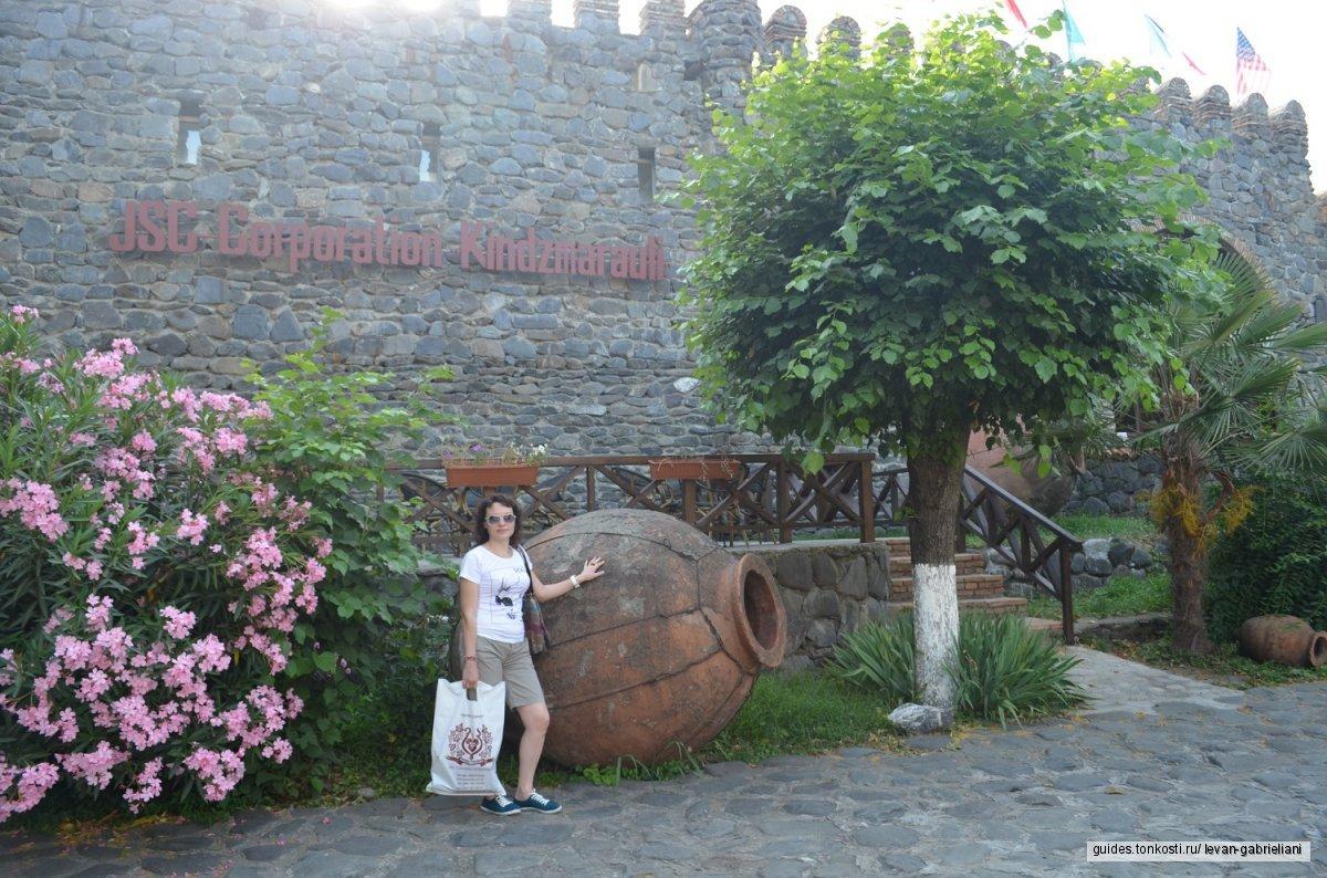 Кахетия — родина вина и шашлыка на лозе