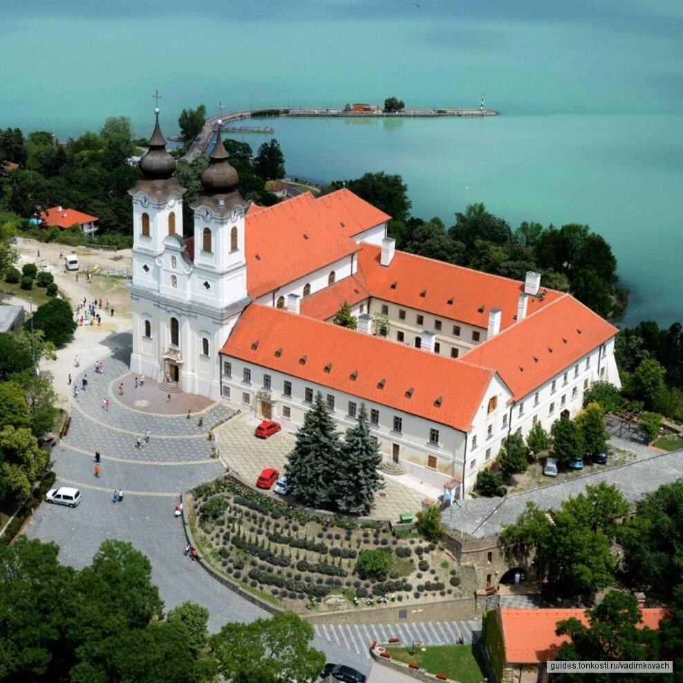 К «Венгерской Ривьере» на «Венгерском море» Балатон (Секешфехервар — Балатонфюред — Тихань)
