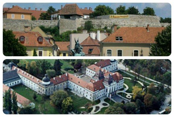 «Венгерский Версаль» в Гёдёллё и Эгер - родина знаменитого красного вина мужской силы «Бычья кровь»