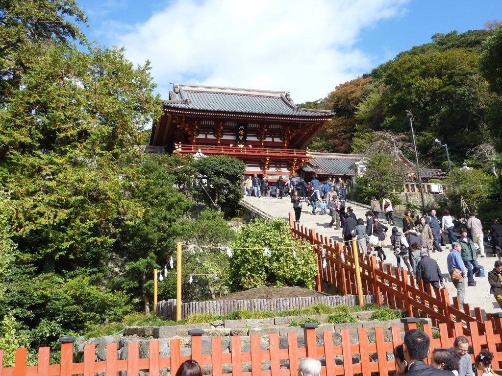 Код: НEHB7O2. Экскурсия в г. Камакура — г. Иокогама