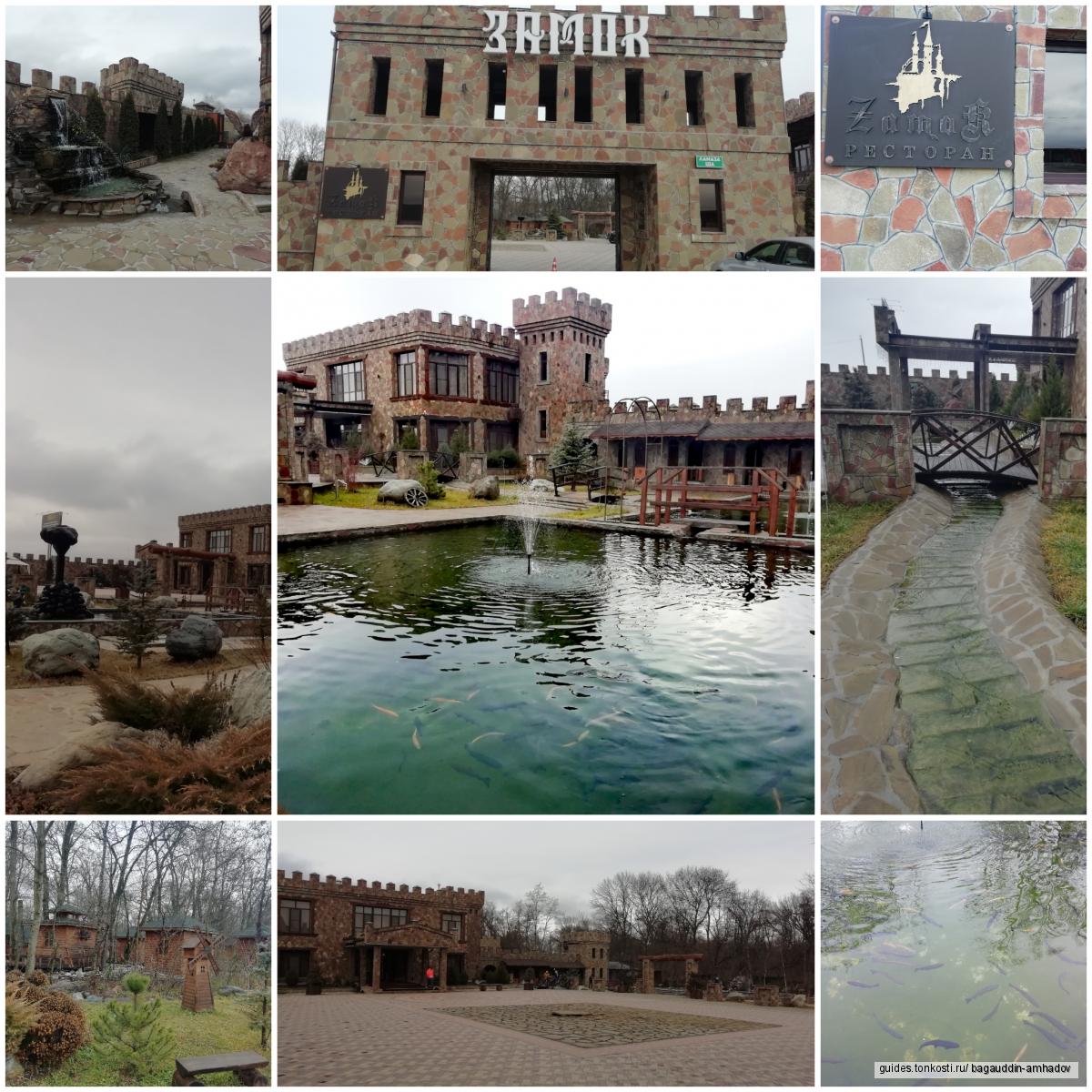 Две столицы Ингушетии: город Магас — действующая столица, Назрань — бывшая столица