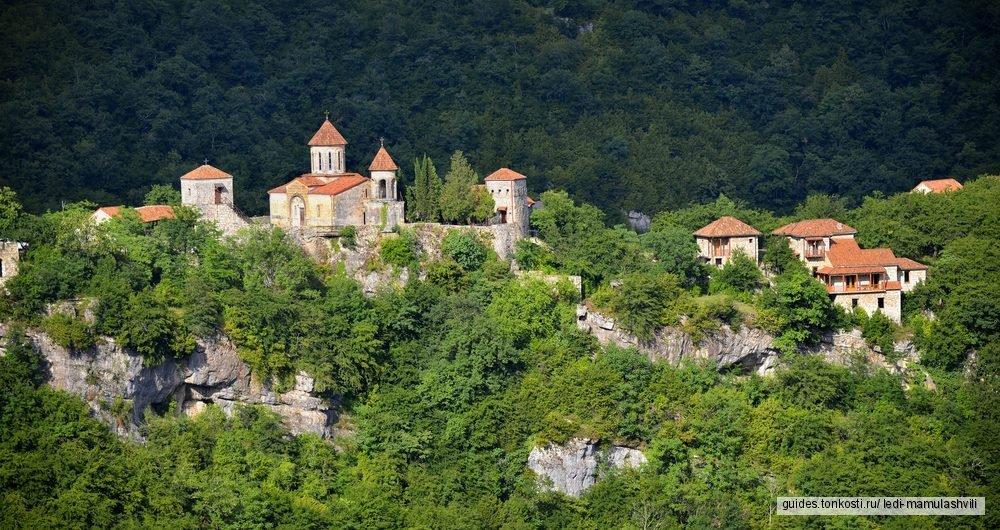 Грузинские мотивы трех столиц