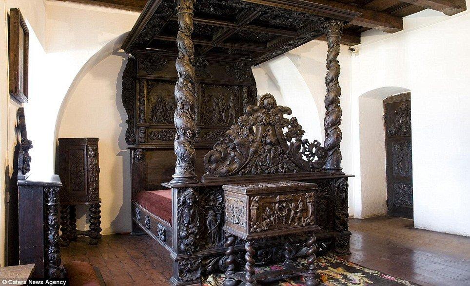 Замок Бран — место назначения для любителей вампиров!