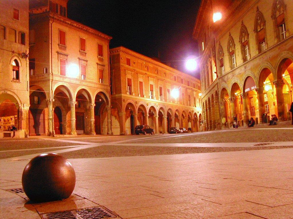 Болонья — город портиков и башен