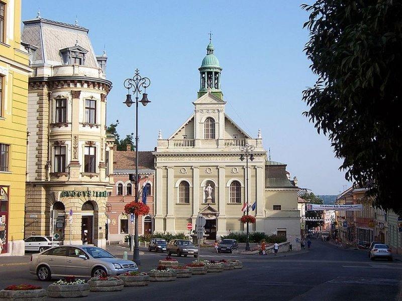Город Печ