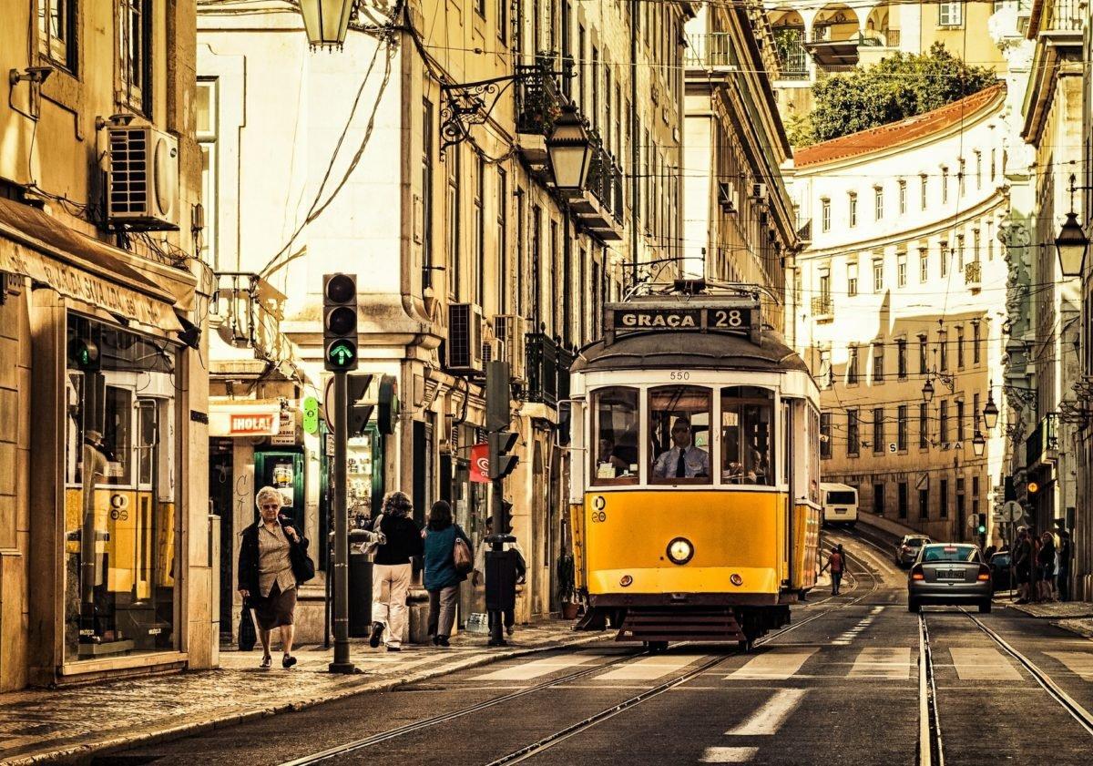 Лиссабон. Первое свидание