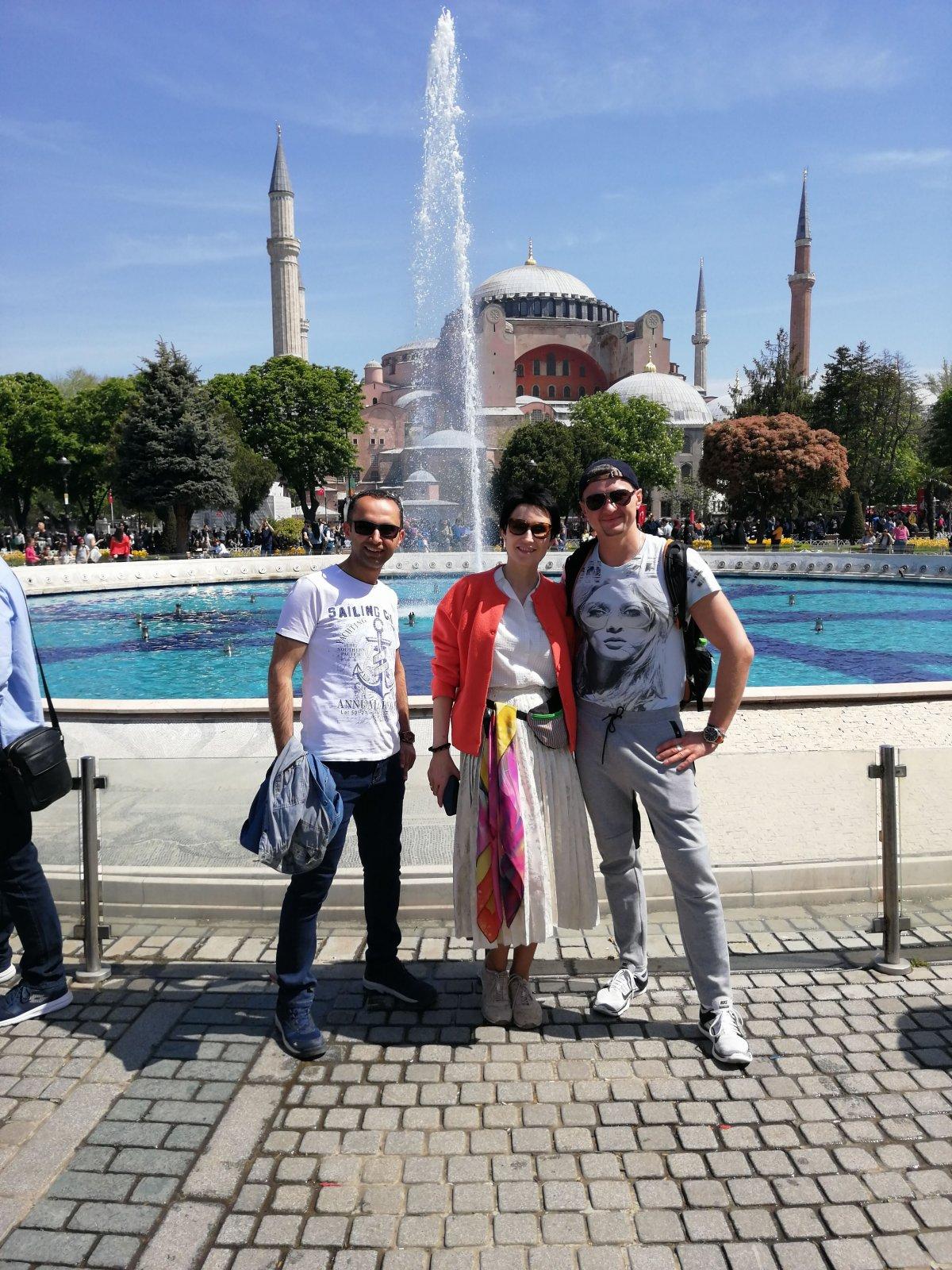 Места «маст си» в Стамбуле