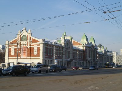 Весь Новосибирск за один день