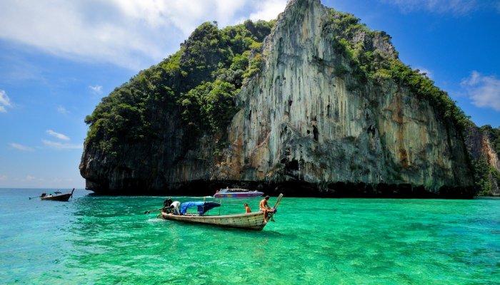 Экскурсии на острова Пхи-Пхи плюс Бамбу. Сезон 2018-2019