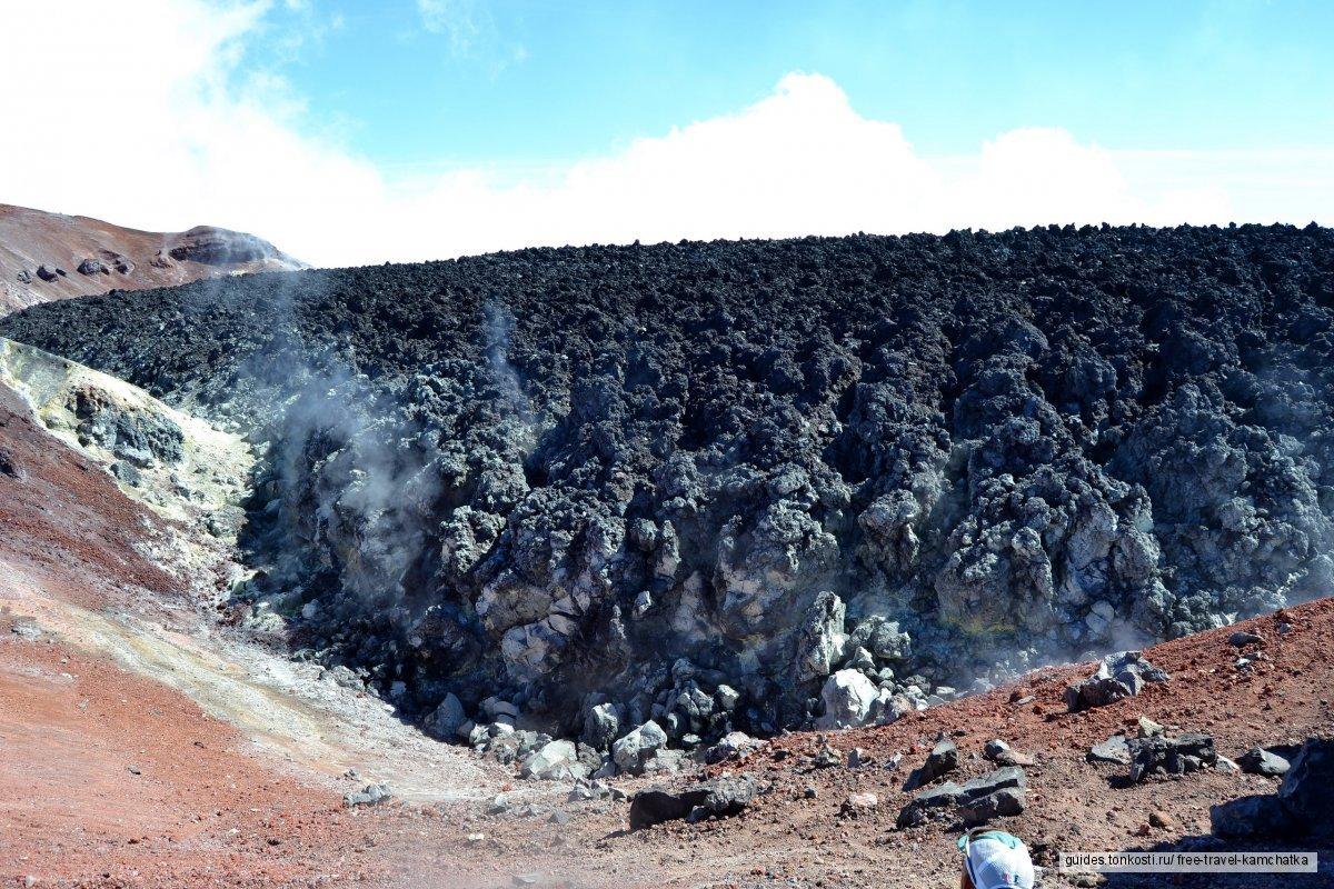 Камчатка. Авачинский вулкан