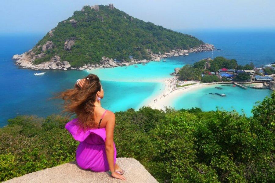 Лучшие острова Таиланда: Ко-Тао и Нанг-Юань