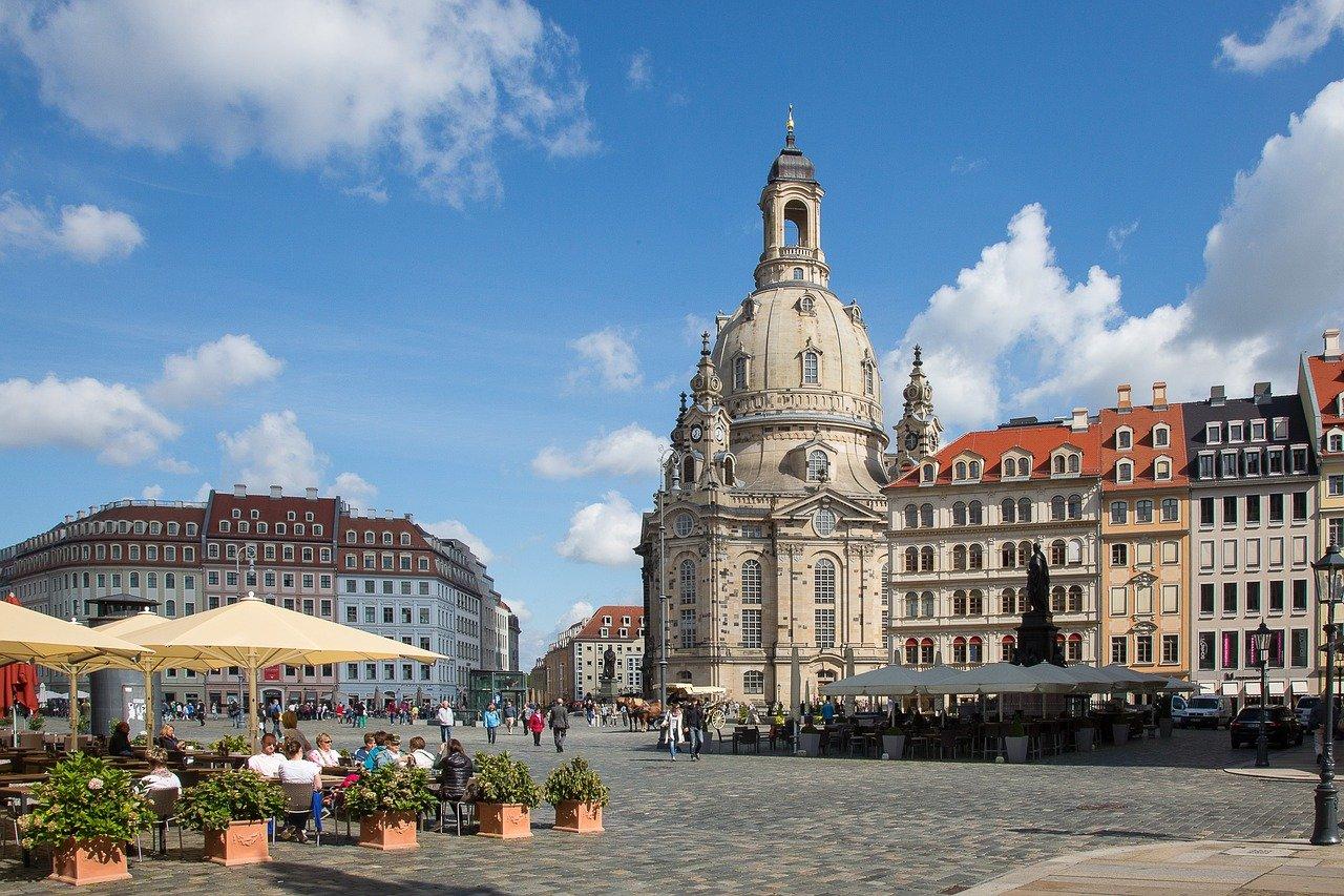 Дрезден — столица Саксонии
