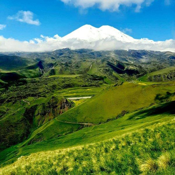 Джилы-Су: путешествие к подножию Эльбруса