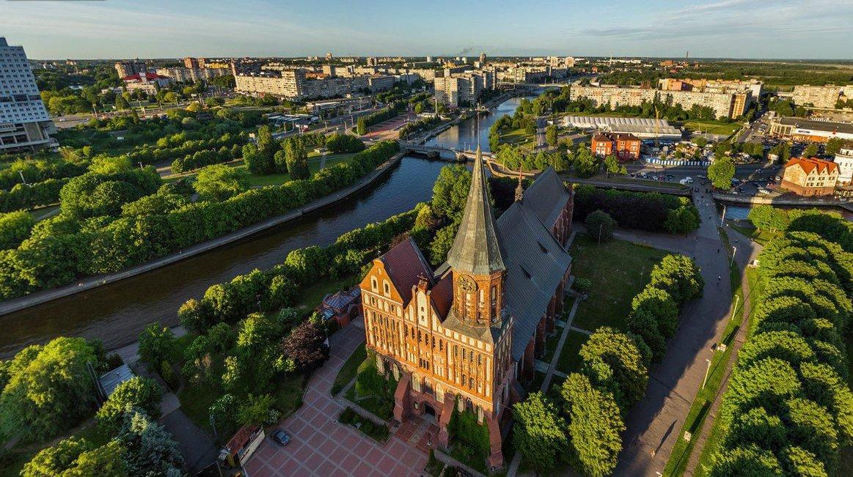 «Из Калининграда в Кёнигсберг и обратно!» — пешеходная обзорная экскурсия по Калининграду