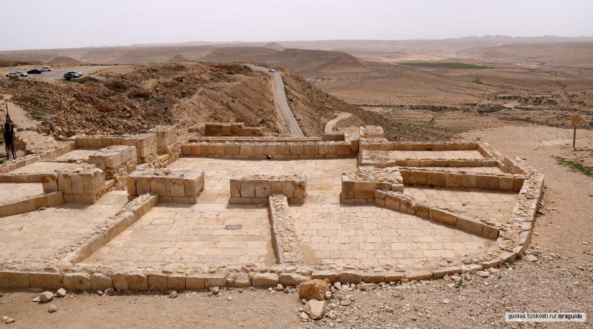 Пустыня Негев — путешествие во времени