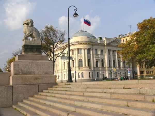 Романовы в Санкт-Петербурге