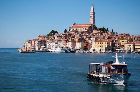 Ровинь — маленькая Венеция