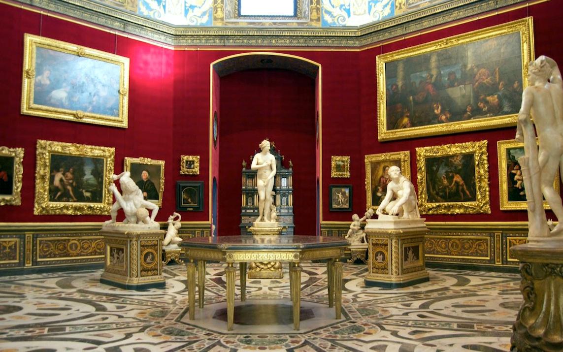 По музеям Флоренции: галерея Уффици