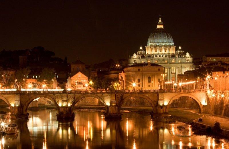 По местам христианских реликвий и святых мощей в Риме