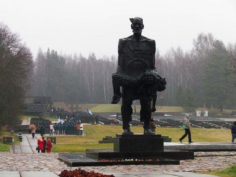 2020. Мемориальный комплекс «Хатынь»