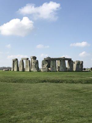 Стоунхендж — загадка древних камней