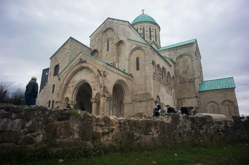 Кутаиси — один из древнейших городов мира