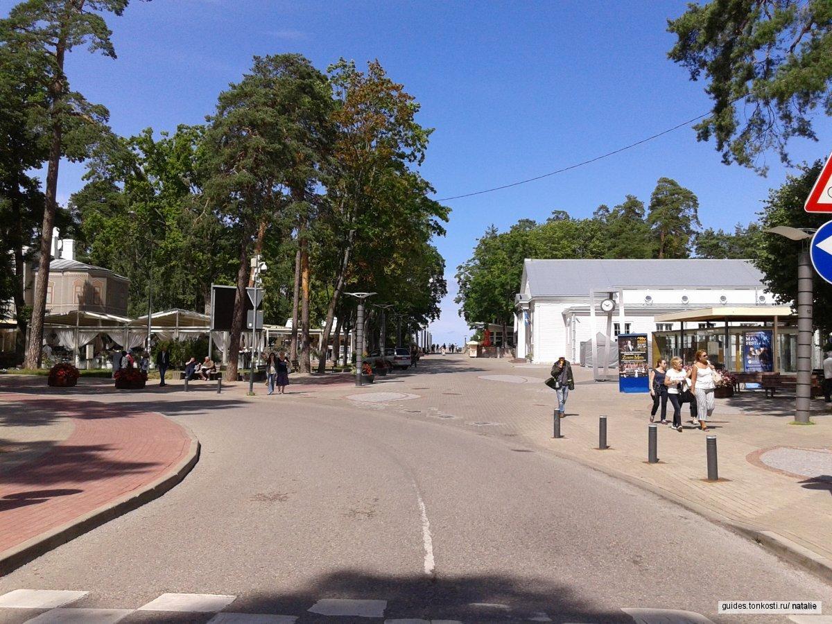 Юрмала — жемчужина на берегу Рижского залива