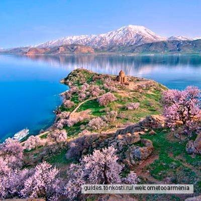 Ереван — озеро Севан, Севанаванк — Дилижан — Гошаванк — Агарцин.