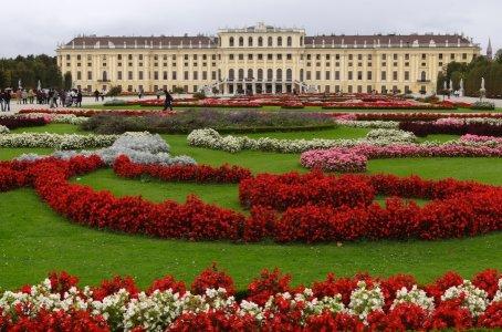 Дворцы и парки — настоящее украшение Вены!