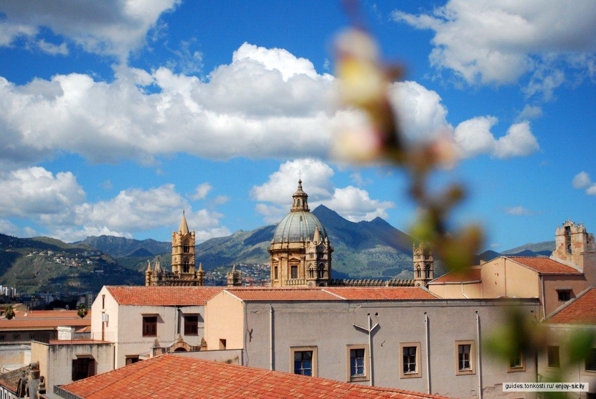 Палермо — город на перекрестке цивилизаций
