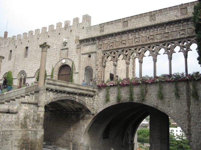 Витербо — очарование Средневековья