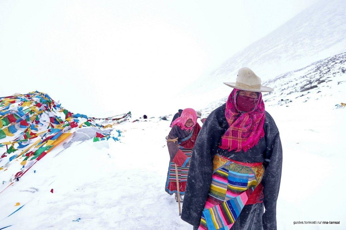 Паломничество к Кайласу в Тибет