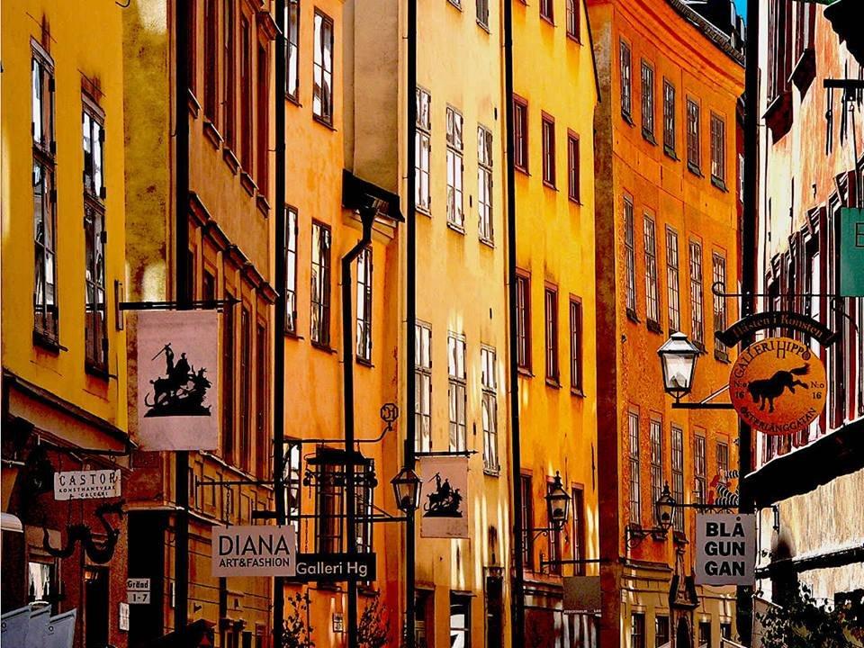 «Стокгольм ежедневно в 15:15»