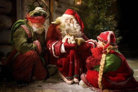 Лапландия. Зимняя сказка у Санта Клауса