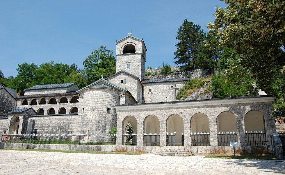 Монастырь Острог, Цетинский монастырь