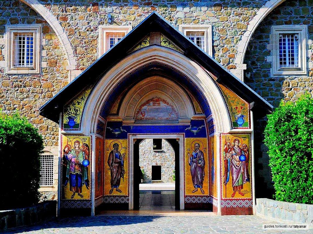 Горный Кипр. Обзорный тур. Выезд из Пафоса