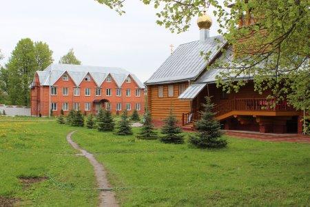 Николо-Одринский Женский Монастырь