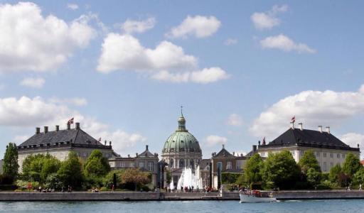Обзорная авто — экскурсия по Копенгагену