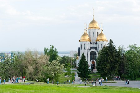 Волгоград Православный