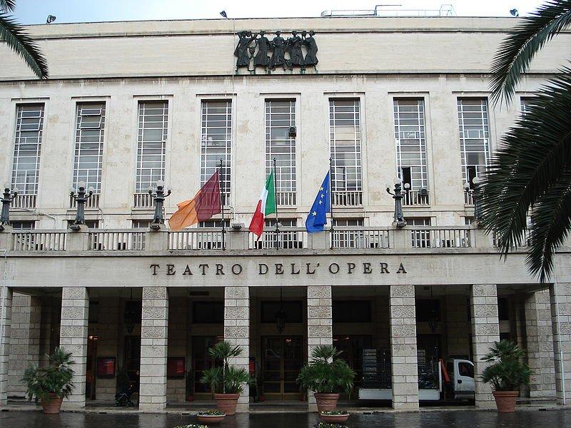 Экскурсия №14. «Оперный театр Рима»