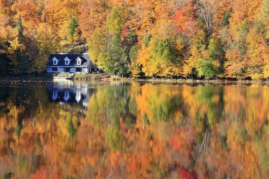 Квебек — очарованье