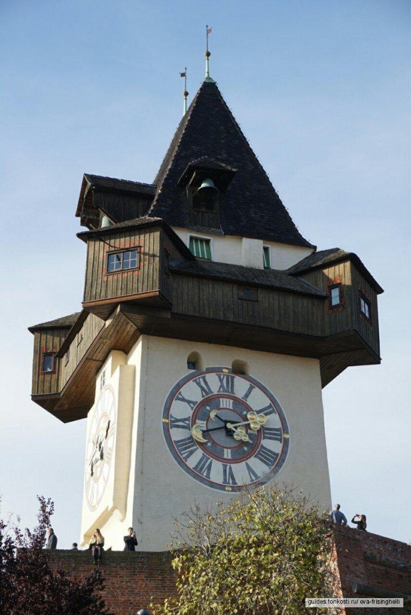 Обзорная экскурсия по городу Грац