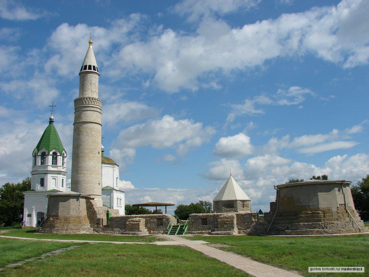 Древний город Болгар
